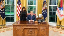 Kim Kardashian West goes to the White House to talk pardon