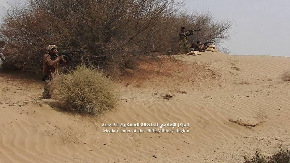 الجيش اليمني يسيطر على مواقع جديدة في حجة