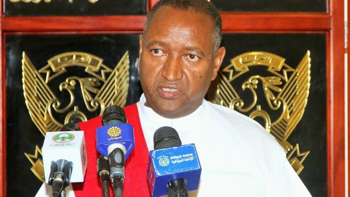 السفير الأثيوبي بالخرطوم ملوقيتا زودي