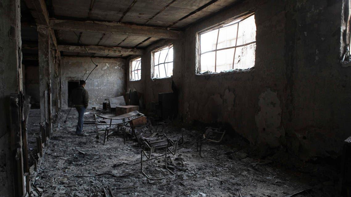 Libya file photo. (AP)