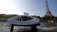 SeaBubbles, the 'flying taxi' that may change transportation as we know it