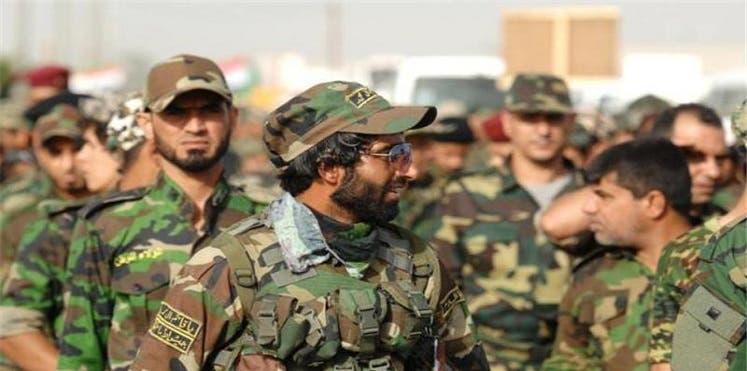 قوات إيرانية في سوريا