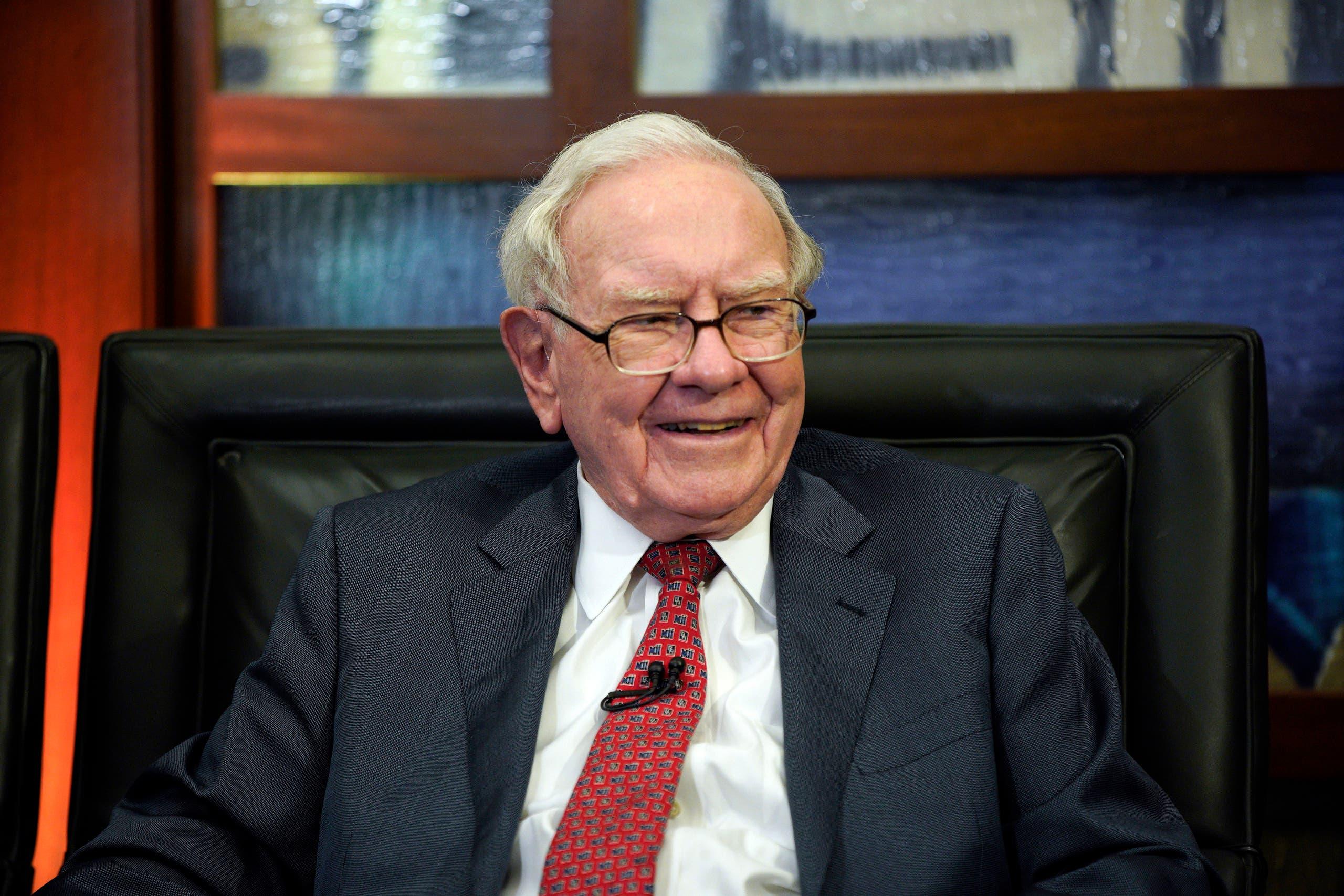 Warren Buffett. (File photo: AP)
