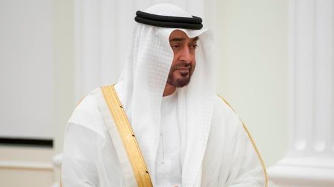 الشيخ محمد بن زايد ولي عهد أبوظبي