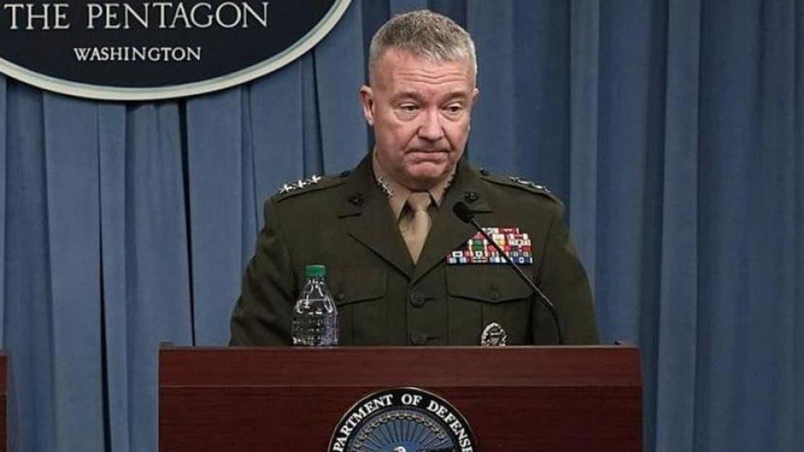 الجنرال الأميركي كينيث ماكنزي