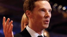 'Sherlock' star Cumberbatch praised for tackling muggers