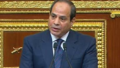 السيسي بعد اليمين: أتعهد ببناء مستقبل يليق بمصر وشعبها