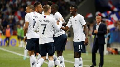 ديمبلي يقود فرنسا إلى فوز ممتع على إيطاليا
