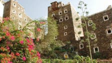 Saudi's Rijal Alma is a historical heritage surrounded by fortresses