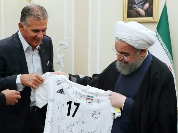كيروش: النظام الإيراني يهدد استعداد المنتخب للمونديال