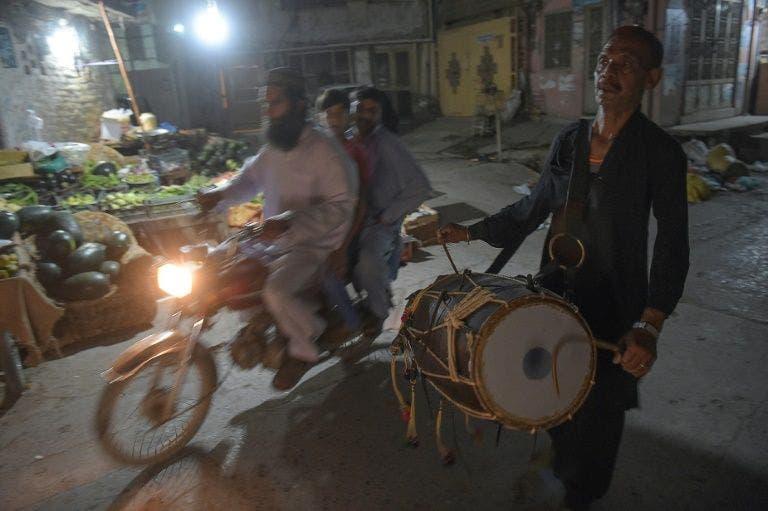 Pakistan Ramadan. (AFP)