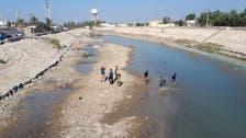 دریائے دجلہ میں پانی کی کمی ظاہر کرنے والی تصاویر جعلی ہیں: العبادی