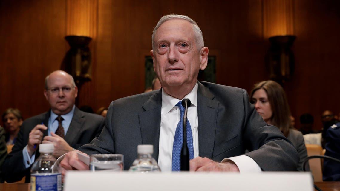us defence secretary james mattis. (Reuters)
