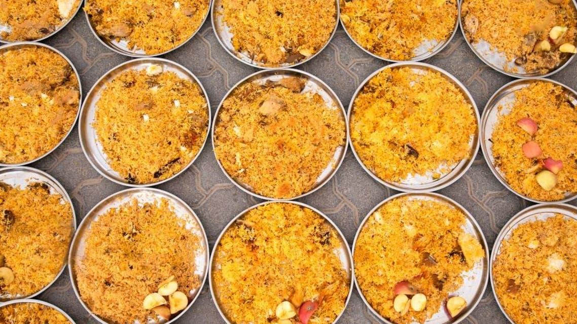 ramadan food charity shutterstock