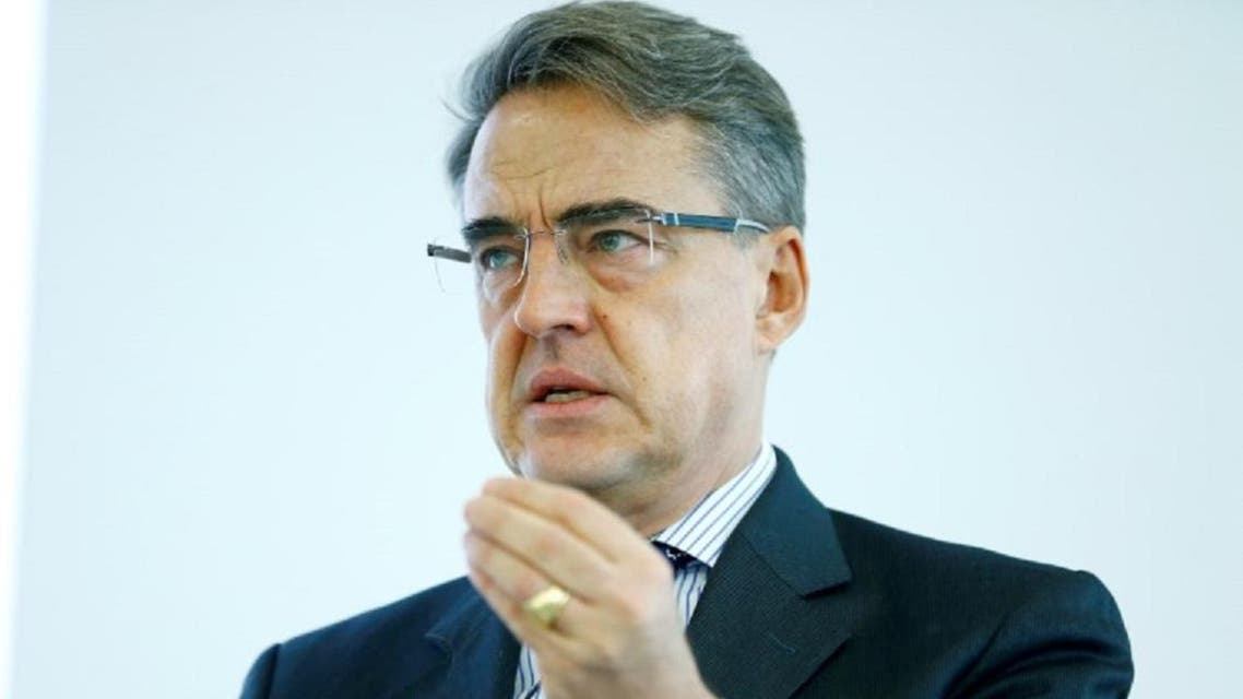 Alexandre de Juniac, director general of the International Air Transport Association (IATA). (Reuters)