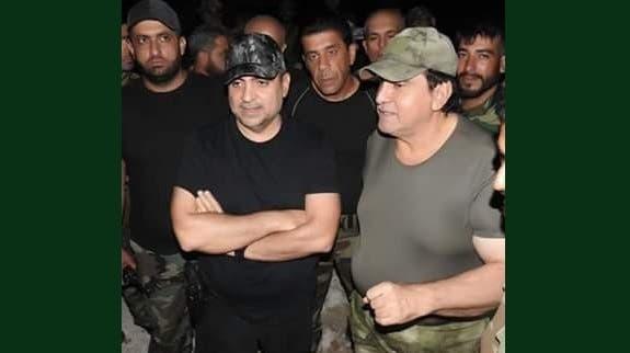 الشقيقان محمد وأيمن جابر