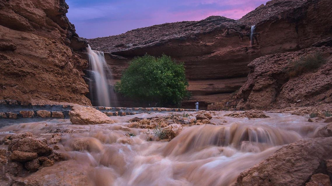 diversity of nature, different terrain and climate variability have made Saudi Arabia a tourist's delight.(Supplied)