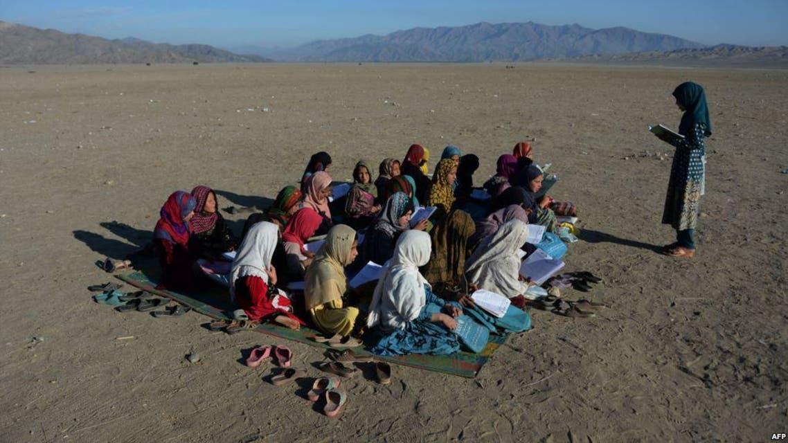 یونیسف: آمار بازماندن کودکان افغان از مکتب افزایش یافته است