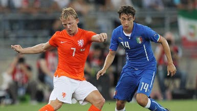 إيطاليا وهولندا في ودية قبل مشاهدة المونديال عبر الشاشة