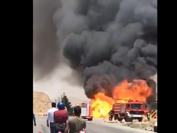 إيران.. إضراب سائقي الشاحنات يستمر رغم تهديد السلطات