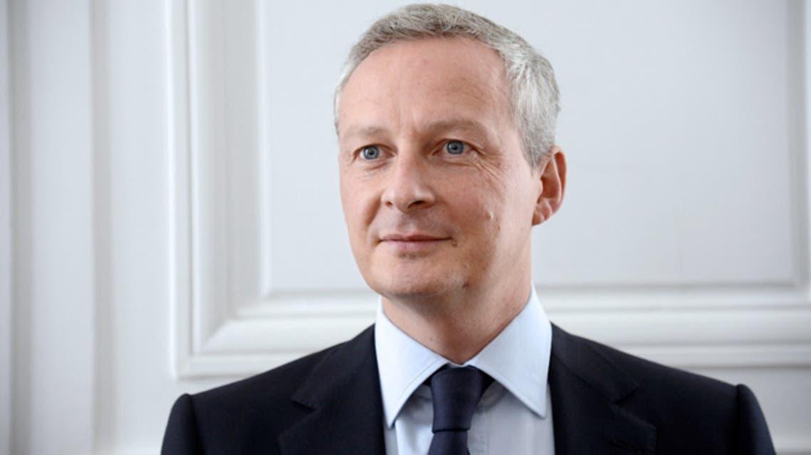 وزير المالية الفرنسي برونو لو مير