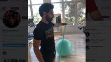 Mo Salah posts picture at gym with optimistic message ahead of World Cup