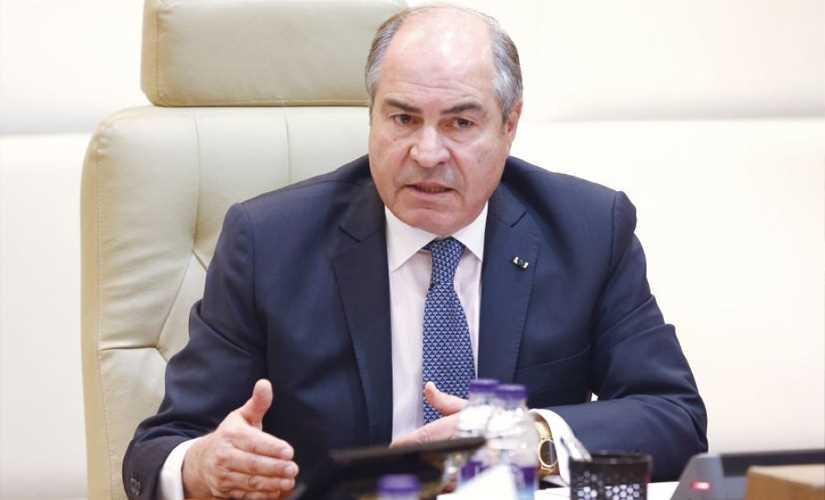 رئيس الوزراء الأردني المستقيل، هاني الملقي