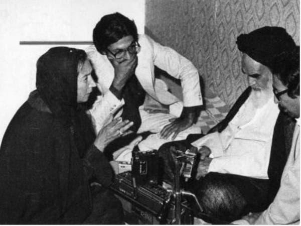 """بذكرى رحيل الخميني إيرانيون يطلقون حملة """"#روح_الشيطان"""""""