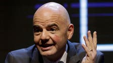 Infantino cagey over 48-team World Cup and possible co-hosting in 2022