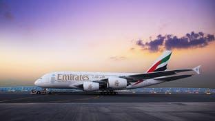 """""""طيران الإمارات"""" تعيد تشغيل طائرتها العملاقة لهذه الوجهات"""