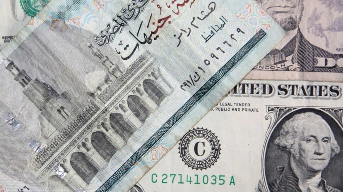 مصر جنيه دولار
