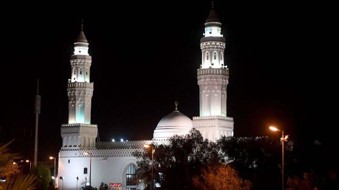 مسجد قبلتین