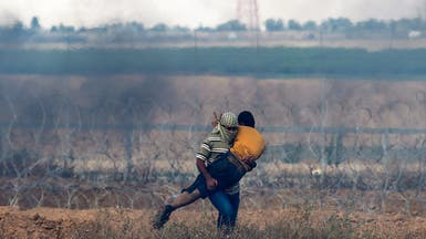 """الاحتلال يقتل فلسطينياً بدعوى """"التسلل"""""""