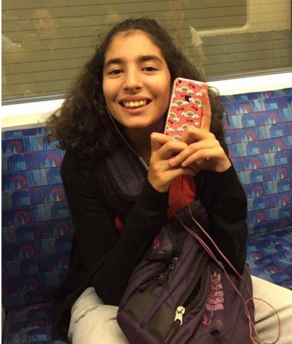 لينا ابنة أحمد الفيشاوي