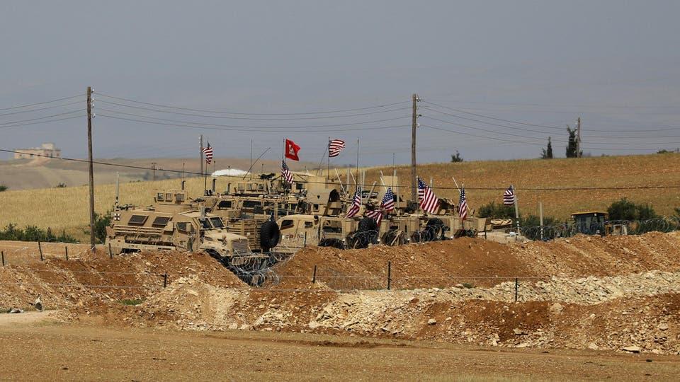 c4fcca0388fad منبج بالواجهة من جديد.. حشود عسكرية والأسد مستنفر