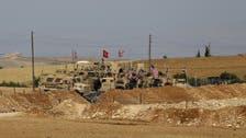 شام: ترکی کی درجنوں فوجی گاڑیاں منبج کے دیہی علاقے میں داخل