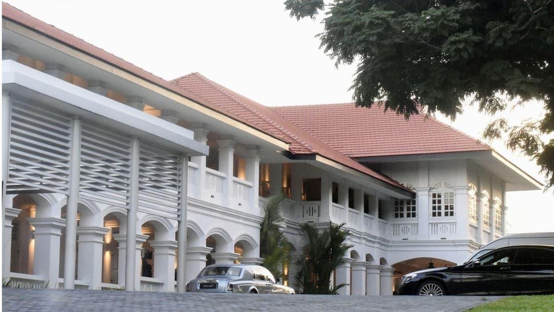 فندق كابيلا في جزيرة سنتوزا - سنغافورة