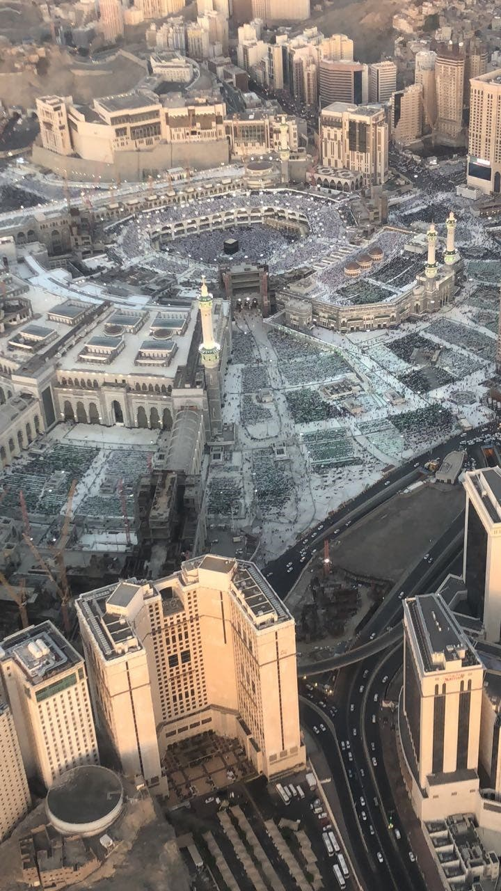How Saudi General Security Aviation ensures safety at the Holy Sites from above