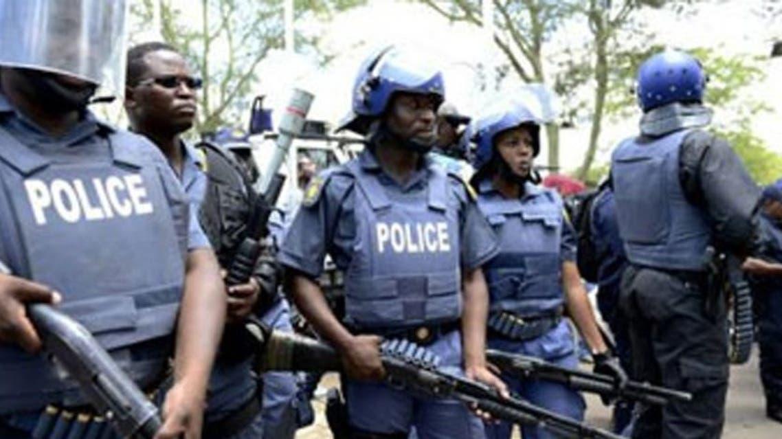 شرطة موزنبيق