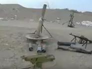 فيديو.. أسلحة جديدة تم استعادتها من الحوثيين