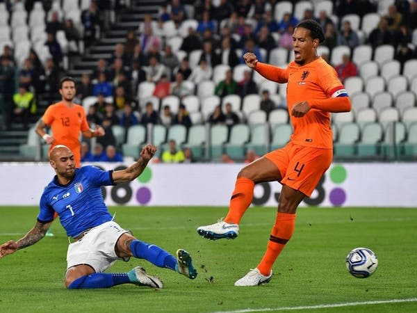 إيطاليا وهولندا يتعادلان ودياً