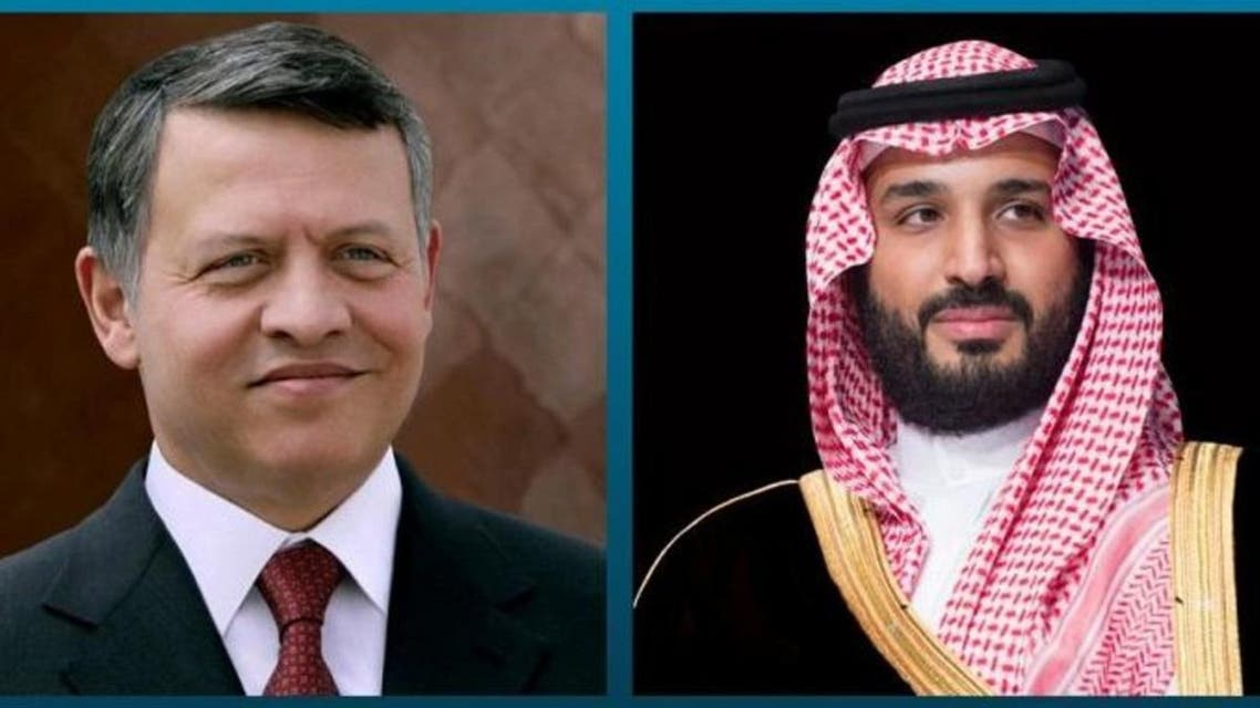 Earlier on Monday, the king said he stood with the Jordanian people and understood the size of living and economic pressures on citizens. (Supplied)