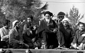 أول خطبة للخميني في طهران