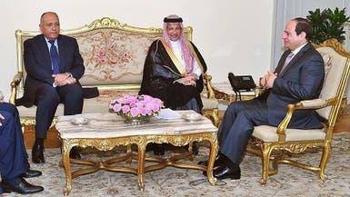 السيسي: علاقتنا بالسعودية استراتيجية وذات خصوصية