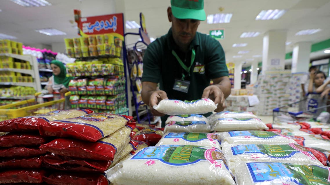 Rice traders have said that the new policies would push Egypt to import up to 1 million tons of the grain next year. (Reuters)