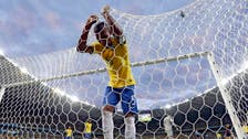 Goal net from Brazil's nightmare match against Germany being sold for charity