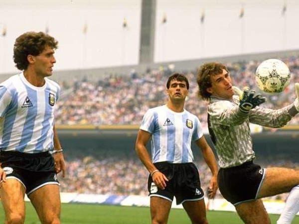 الحارس الشهير بومبيدو: ميسي أمل الأرجنتين الوحيد