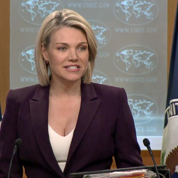 واشنطن رداً على خامنئي: لن نسمح لإيران بالتخصيب