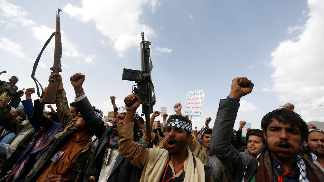 The United Nations Yemen mediator has arrived in the Houthi-held capital Sanaa on Saturday. (Reuters)