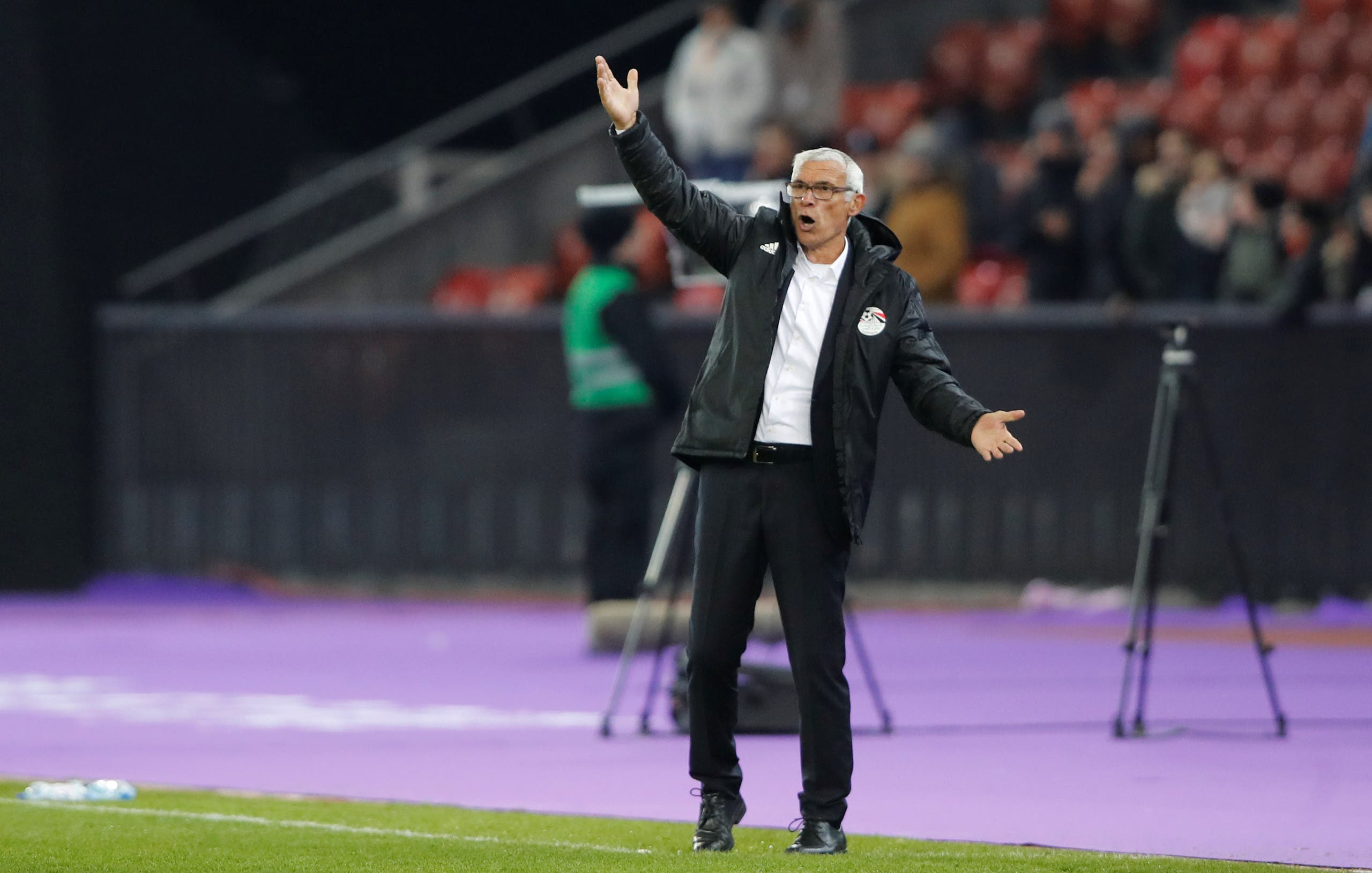 """""""This is football, these things can happen to any player,"""" said Cuper (Reuters)"""